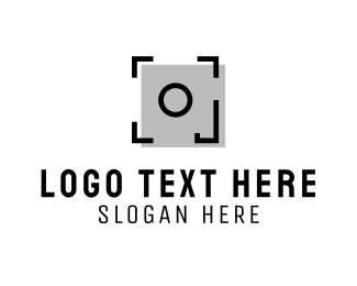 Frame - Frame Photography logo design