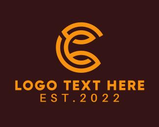 Investment - Firm Letter C logo design