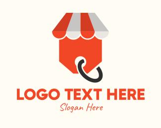Mart - Discount Shopping Store logo design