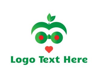 Plant - Plant Face logo design