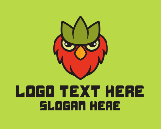 Streamer - Esports Bird Gaming logo design