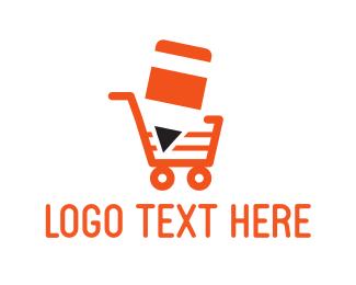 Sell - School Market logo design