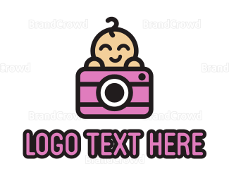 Photography - Baby Photography logo design