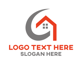 Swoosh - Swoosh House logo design