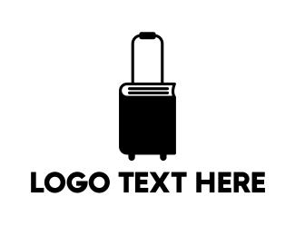 Backpack - Travel Book logo design