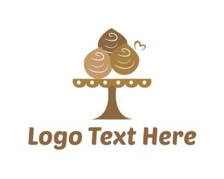 Chocolate - Chocolate Dessert logo design
