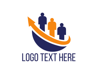 Community - Business Community logo design