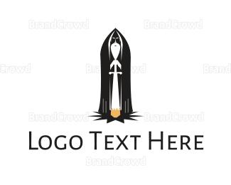 Medieval - Medieval Wizard logo design