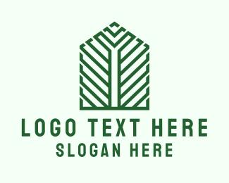 Structure - Greenhouse Structure  logo design