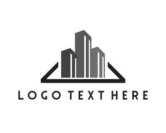 Urban - Silver City logo design