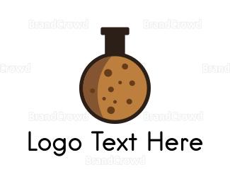 Cookie - Biscuit Laboratory logo design