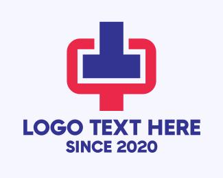 Equipment - Medical Surgical Equipment logo design