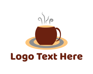 Coffee - Coffee Cup logo design