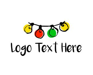 Decoration - Color Lights logo design