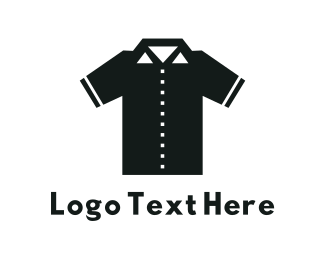 Clothe - Geometric Polo Shirt logo design