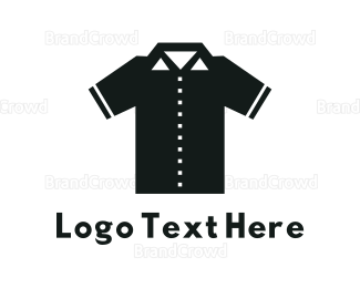 Alteration - Geometric Polo Shirt logo design