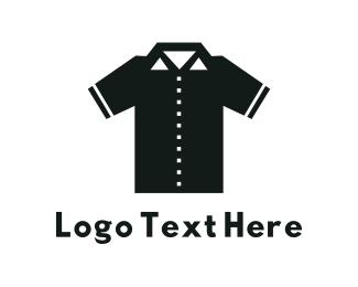 Polo - Geometric Polo Shirt logo design