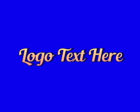 """""""Gradient Script Fashion Wordmark"""" by brandcrowd"""