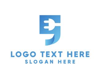 Quote - Blue Quote logo design