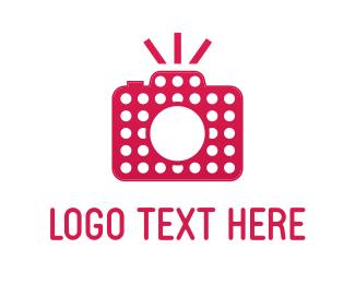 Picture - Dot Cam logo design