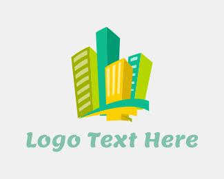 Company - Cartoon City logo design