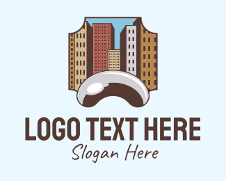 Landmark - Chicago City Landmark logo design