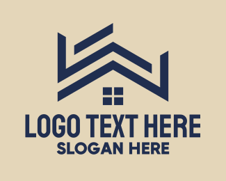 Company - Geometric Construction Company logo design