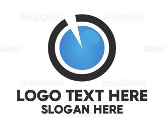 Sight - Blue Eye logo design