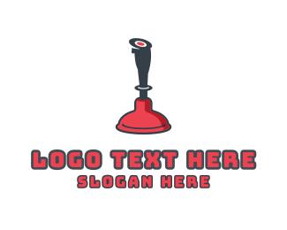 Gaming - Plunger Games logo design