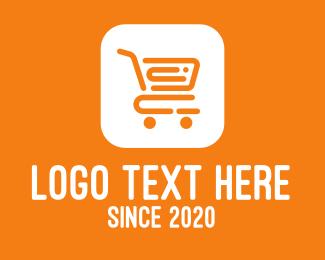 Ecommerce - Ecommerce Shopping App logo design