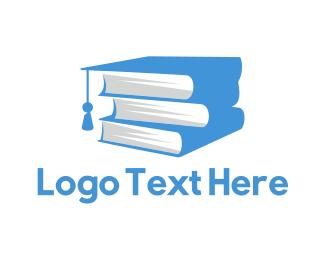 Graduate - Graduation Books logo design