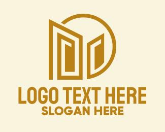 Condominium - Sun Building Condominium logo design