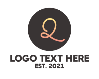 Letter Q - Circle Q logo design