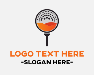Golf Tournament - Fresh Golf logo design
