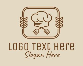 Chef - Chef Cook Restaurant logo design