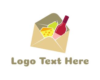 Pear - Food Delivery logo design