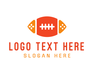 Nfl - Football Gaming logo design