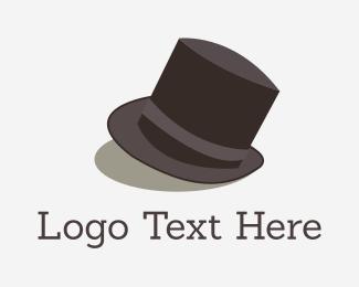 Fedora - Tip Top Hat logo design