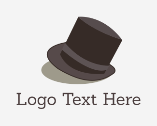 Gambling - Tip Top Hat logo design