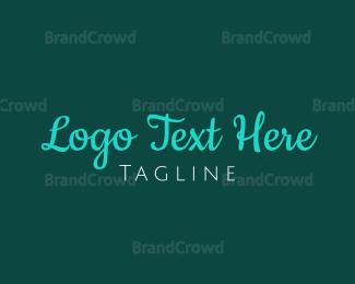 """Modern Handwritten Font"" by BrandCrowd"