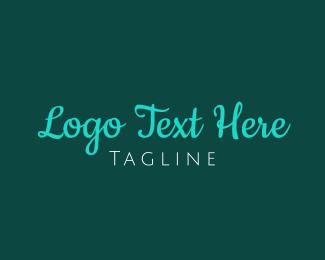 Letter - Modern Handwritten Font logo design