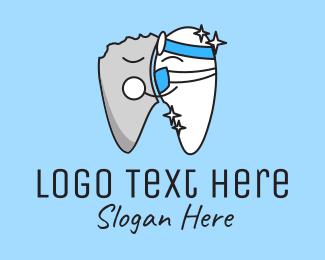 Teeth - Teeth Dental Clinic logo design