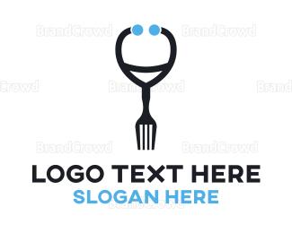 Canteen - Doctor Fork logo design
