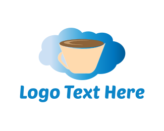 """""""Coffee Cloud"""" by alogodesign"""