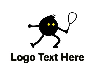 Itf - Squash Team logo design