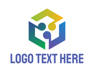 Music - Music Cube logo design