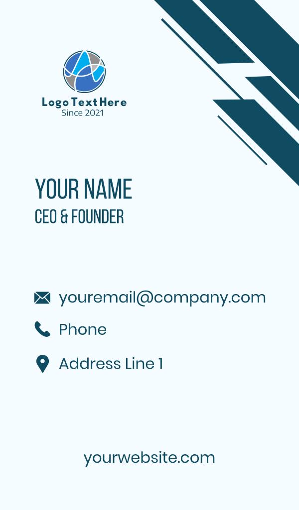 International Network Technology Business Card