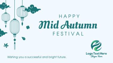 Mid Autumn Festival Lanterns Facebook event cover