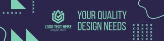 Quality Design LinkedIn banner