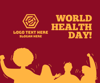 World Health Day Facebook post